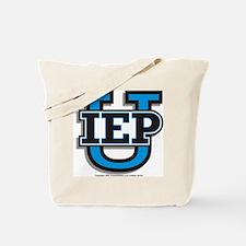 IEP U Tote Bag