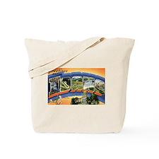 Greetings from Idaho Tote Bag