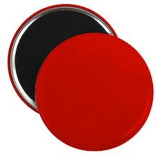 """Unique Plain colors 2.25"""" Magnet (100 pack)"""