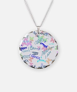 Dancing with butterflies Necklace