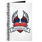 Winged Heart American Tattoo Journal