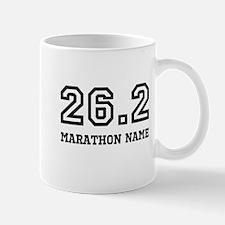 Marathon Name Personalize It! Mugs