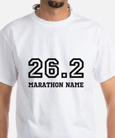 Marathon Name Personalize It! T-Shirt
