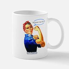 Women Can Do It Mug