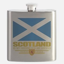 Flag of Scotland Flask