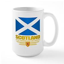 Flag of Scotland Mugs