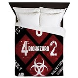 Biohazard Duvet Covers