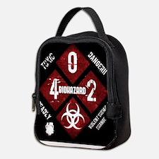 4 Biohazard 2 Neoprene Lunch Bag