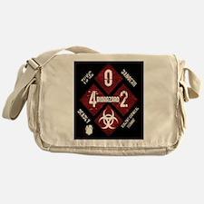 4 Biohazard 2 Messenger Bag
