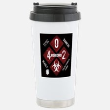 4 Biohazard 2 Travel Mug