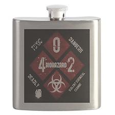 4 Biohazard 2 Flask