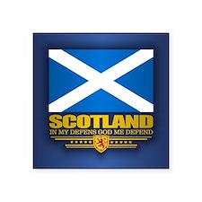Flag of Scotland Sticker