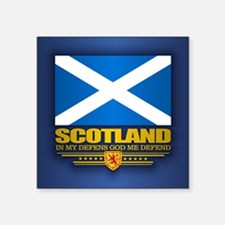 Flag of Scotland Sticker