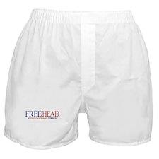 FredHead Boxer Shorts