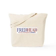 FredHead Tote Bag