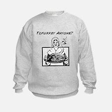 tofurkey.png Sweatshirt