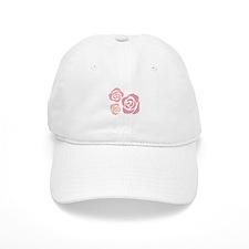 Lovely Roses Baseball Baseball Baseball Cap