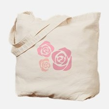Lovely Roses Tote Bag