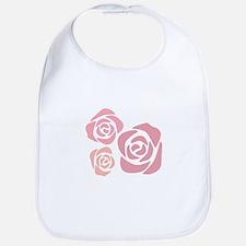 Lovely Roses Bib