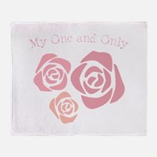 My One & Only Throw Blanket