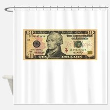 $10 Shower Curtain Shower Curtain