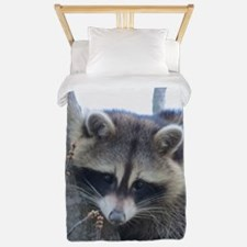 Raccoon Twin Duvet