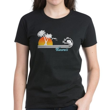 Hawaii Women's Dark T-Shirt