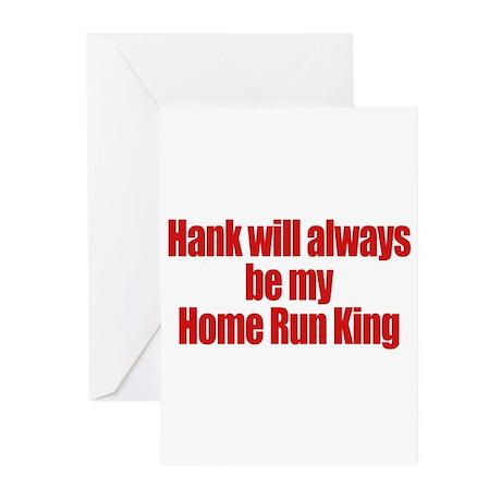 Hank Home Run Greeting Cards (Pk of 10)