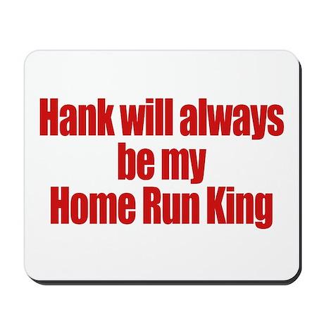 Hank Home Run Mousepad