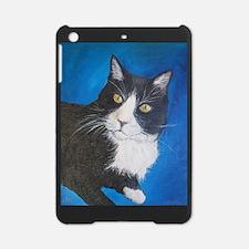 Tuxedo Cat Art iPad Mini Case