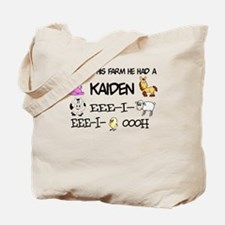 Kaiden had a Farm Tote Bag