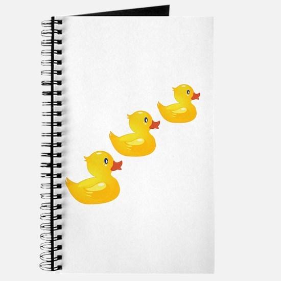 Cute Ducklings Journal
