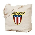 American Stars and Stripes Tote Bag