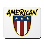 American Stars and Stripes Mousepad