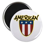 American Stars and Stripes Magnet