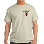 American Stars and Stripes Light T-Shirt