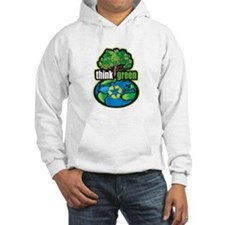 Think Green Planet / Tree Hoodie