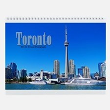 Images Of Toronto Wall Calendar