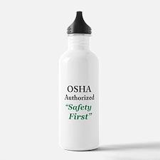OSHA Safe Water Bottle