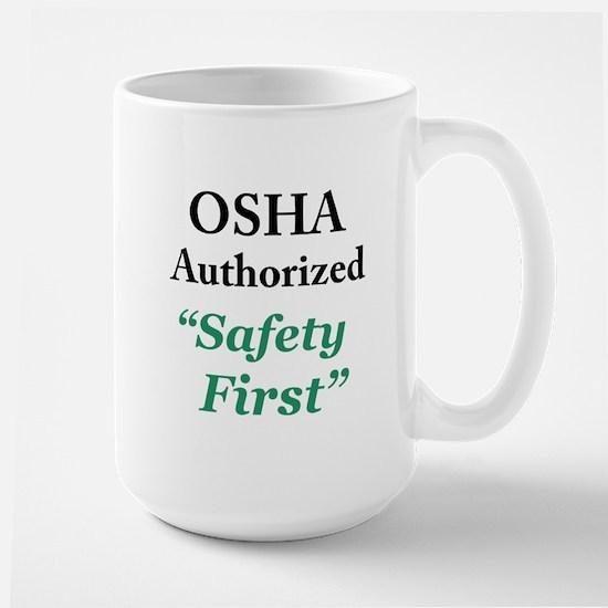 OSHA Safe Mugs