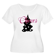 Cheers Plus Size T-Shirt
