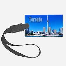 Toronto Harbor Luggage Tag