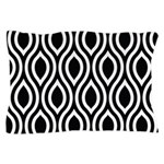 Ogee Retro Black and white Pillow Case