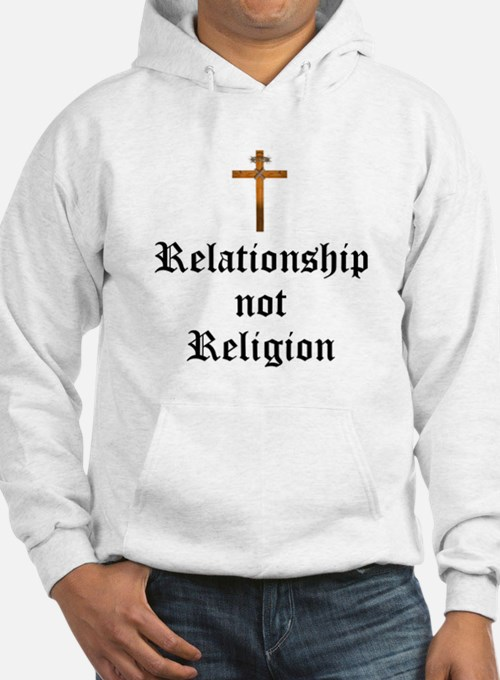 Relationship not Religion Hoodie