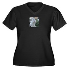 Bunny Nose Love Plus Size T-Shirt