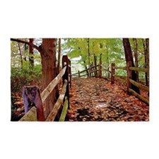 Fall Pathway 3'x5' Area Rug