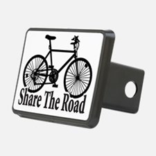 Unique Share the road Hitch Cover