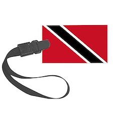 Trinidad Tobago Flag Luggage Tag