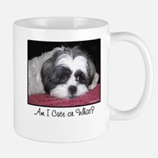 Cute Shih Tzu Dog Mugs