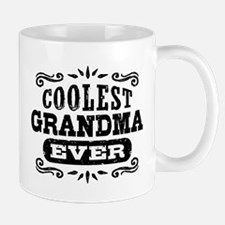 Coolest Grandma Ever Mug